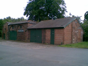 Bowring Park Visitor & Community Centre (former Coach House)