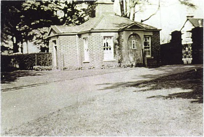 Liverpool Lodge Gatehouse (now demolished)