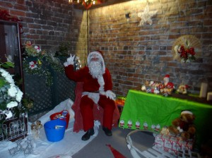 Santa's Grotto (organised by Friends of Bowring Park)