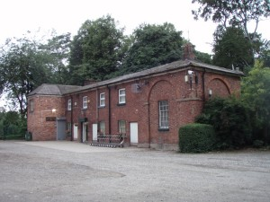 Stables Block (now Golf Shop and Clubhouse)